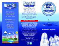 WaterStill Brochure
