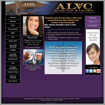 Amarillo Laser and Vein Clinic